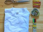 Fabric Markers T-Shirt Makeover