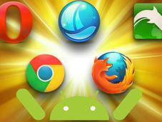 Browsers Android Phones