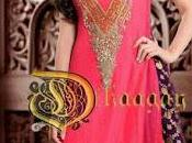 Dhaagay Party Wears Collection 2012