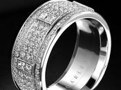 Fantastic Modern Wedding Rings Trendy Couples
