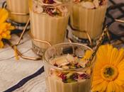 Holi Special – Decadent Thandai Mousse