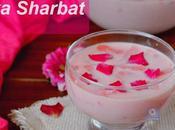 Mohabbat Sharbat Rose Watermelon Drink Milk Pyaar