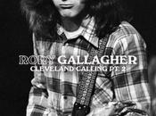 "Rory Gallagher: ""Cleveland Calling Record Store"
