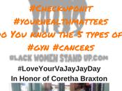 Today #LoveYourVaJayJay #BWSU Gynecological Cancer Awareness Initiative…#CheckUpOnIt
