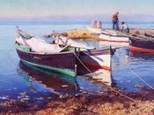 Inspirational Art: Kalastajaveneitä Elin Danielson-Gambogi