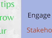 Engage Your Stakeholders
