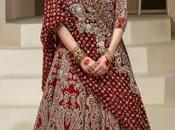 Best Nikah Dress Front Open Gown Inner Ivory Lehenga Maxi
