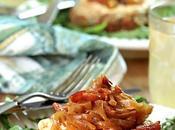 French Onion Veggie Burger