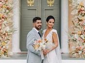 Tropical Wedding with Rustic Twist Wanderlust Vibes│ Sophia George