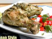 Goan Style Chicken Cafrael Delicious Herb That's Goa's Answer North Indian Tandoori