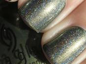 China Glaze Agro: Holo Layering