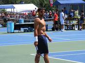 Rogers Photos: Djokovic Tipsarevic Practice