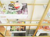 Ikea Vittsjo Shelving Unit