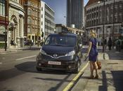 Nissan Launches Alternative Traditional London 'Black Cab'
