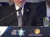Jonathan Pollard Speaks Merkaz Harav Yerushalayim Celebration (video)
