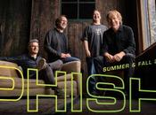 Phish: Summer Fall 2021 Tourdates