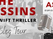 [Audio Blog Tour] 'The Assassins' Alan Bardos (Audiobook Narrated Jack Bennett) #HistoricalFiction #Thriller