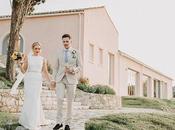 Intimate Destination Wedding Corfu with Sunflowers Rustic Flair Melanie Graham