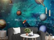 Galaxy Kids Room Mobel Wohnen Large Cosmic Space Wall Sticker Star Bridge Decals Deco Wandtattoos Wandbilder Dekoration More Ideas About Bedroom, Room, Bedding.