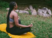 Yoga Nature Hoyt Arboretum