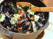 Mussels Shrimp Pasta