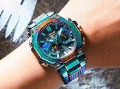 Casio G-SHOCK MT-G Blue Phoenix-Inspired Watch Simply 'Chio'