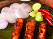Salmon Fish Indian Style Omega Rich Foods