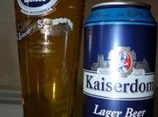 Tasting Notes: Kaiserdom: Lager Beer: Alcohol Free