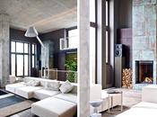 Interiors Loft Apartment