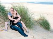 Wells Next Norfolk Chloe Stuart's Engagement Shoot