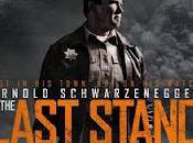 Arnold Schwarzenegger Looks Badass Last Stand Poster