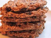 Oatmeal, Raisin, Coconut, Chia Seed Cookies