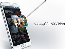 Samsung Galaxy Note Unveiled