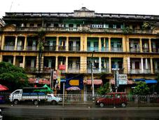 Reflections Myanmar