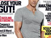Stephen Moyer Featured Men's Health Magazine
