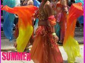 Santa Barbara's Summer Solstice Celebration 2011