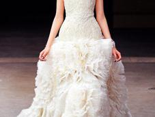 Ultimate Wedding Dress Alexander McQueen