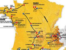 2011 Tour France Begins Saturday!