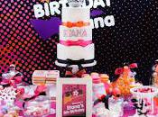 {PARTY FEATURE} Rockstar Party Cakes Sharon