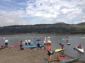 "Oregon: Hood River ""Float-In"""