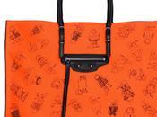 Grace Coddington's Cats Balenciaga Bag!