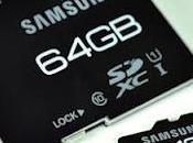 Samsung Launches Ultra-High Speed 64GB microSD Card