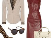 Think This Perfect Fall Outfit. Leopard Leather Are...