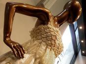 Dresses Made Strange Materials