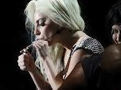 Lady Gaga Smokes Joint Front Thousands Fans