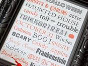 FPF: Halloween Subway Printable