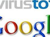 Google Secretly VirusTotal