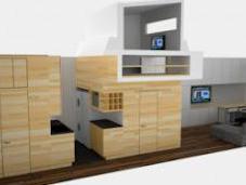 Innovative Designs Tiny Spaces