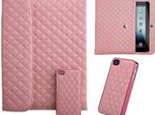 Perfect Match Naztech Paris Combo iPad Case with iPhone Cover