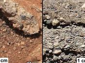 Curiosity Finds Ancient Streambed Mars